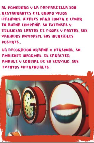 Ruta I Love Pizza