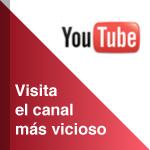 Visita el canal más vicioso - Canal de Youtube de Vicios Italianos. Visita il canale piú vizioso - Canale di Youtube di Vicios Italianos. Check out the wickedest channel – the Vicios Italianos YouTube channel.